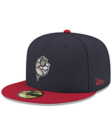 New Era Omaha Golden Spikes 2001 Capsule 59FIFTY FITTED Cap