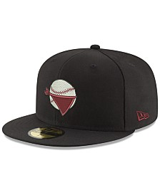 New Era Quad Cities River Bandits 2001 Capsule 59FIFTY FITTED Cap