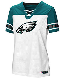 Majestic Women's Philadelphia Eagles Draft Me T-Shirt 2018
