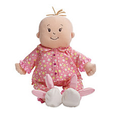 Manhattan Toy Baby Stella Goodnight Pj 15 Inch Baby Doll Outfit