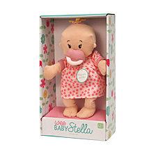 Manhattan Toy Wee Baby Stella Peach 12 Inch Soft Baby Doll