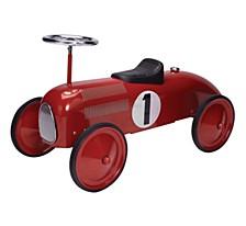 Speedster Ride On Red Race Car