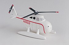Thomas And Friends Harold The Helicopter Scenery Item Ho Scale