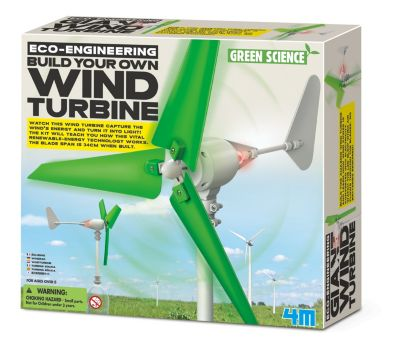 4M Eco Engineering Build Your Own Wind Turbine