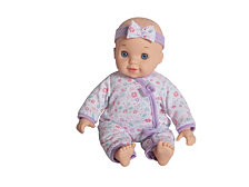 Dream Collection 14 Inch Chatter And Coo Girl Baby Doll