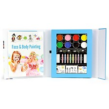 Spicebox Kits For Kids Face Painting And Temporary Tattoos Kit