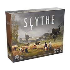 Greater Than Games Scythe Board Game