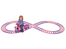 Disney Minnie Mouse Ride On Motorized Train With Track