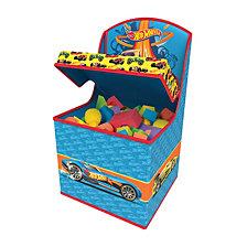 Tcg Toys Hot Wheels Tidy Town Jumbo Hidden Storage Chair