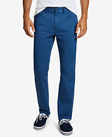 Nautica Men's Straight-Fit Stretch Pants