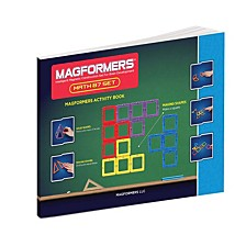 Math 87 Piece Magnetic Construction Set