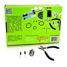 We Make Learn To Solder Kit And Build A Robot Car