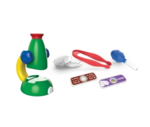 Edu Toys My First 30X Microscope Science Learning Set