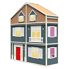 My Girls 6 Foot Tall Dollhouse For 18 Inch Dolls Country French Style