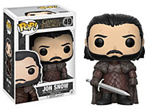 Funko Pop Game Of Thrones Collectors Set, Jon Snow, Tyrion, Cersei, Wun Wun With Arrows