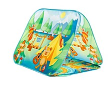 Pop It Up Survival A Frame Play Tent