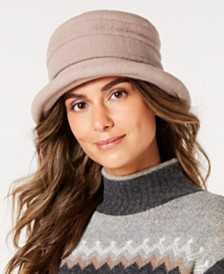 Scala Packable Wool Cloche