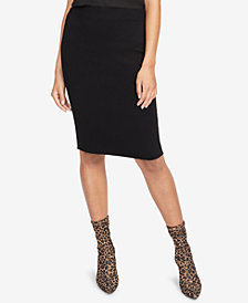 RACHEL Rachel Roy Pencil Sweater Skirt