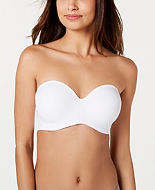 Strapless One Smooth U Side & Back Smoothing Shaping Underwire Bra DF6562
