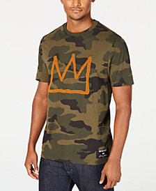 Sean John Men's Basquiat Graphic-Print T-Shirt, Created for Macy's