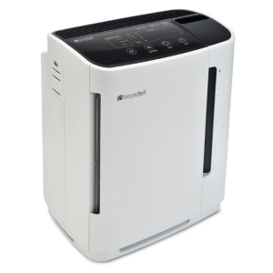 Image of Brondell O2+ Revive Truehepa Air Purifier + Humidifier
