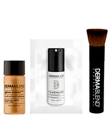 Receive a FREE 3 pc. Best Seller's gift with $45 Dermablend purchase!
