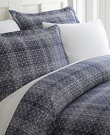 Elegant Designs Patterned Duvet Cover Set by The Home Collection, Queen/Full