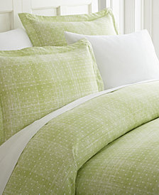 Elegant Designs Patterned Duvet Cover Set by The Home Collection