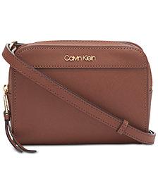 Calvin Klein Leather Hayden Belt Bag