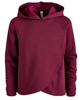 Hoodies and Sweatshirts for Girls - Macy s 4623d9c56