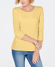 Yellow Womens Tops Macy S