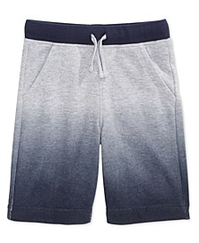 Little Boys Ombre Shorts, Created for Macy's