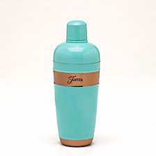 Fiesta 24-Ounce Turquoise Cocktail Shaker