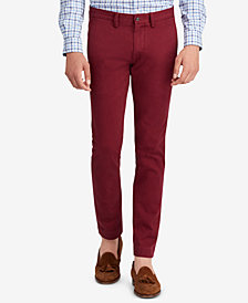 Polo Ralph Lauren Men's Slim Fit Cotton Chino Pants
