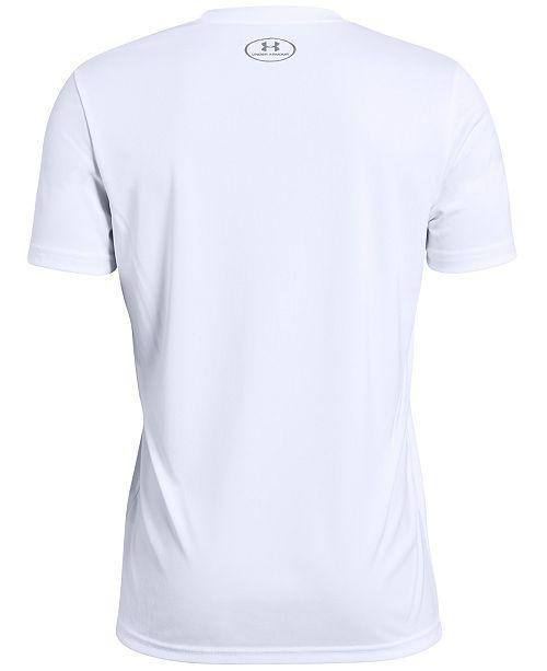 Under Armour Big Boys Dub Nation-Print T-Shirt - Shirts   Tees ... ede16eaad