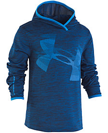 Under Armour Toddler Boys UA Logo-Print Twist Hoodie