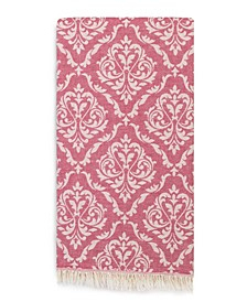 Damask Delight Pestemal Beach Towel