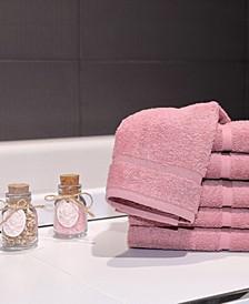 Denzi 6-Pc. Washcloth Set