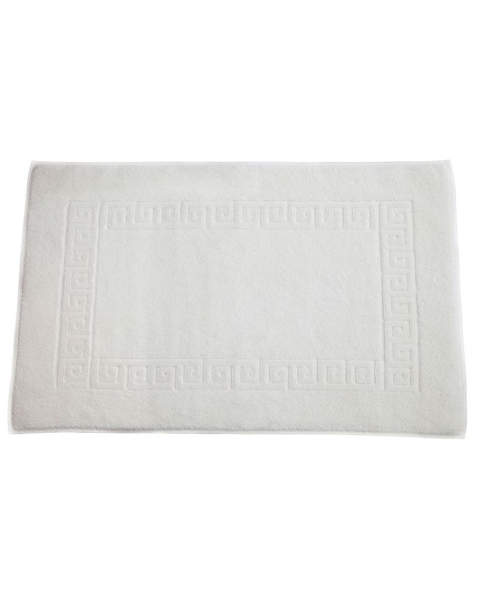 Linum Home - Greek Key Bath Mat