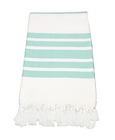 Herringbone Pestemal Beach Towel