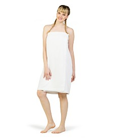 Linum Home Women's Terry Bath Wrap