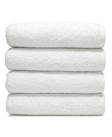 Linum Home Textiles Soft Twist Hand Towels Set of 4