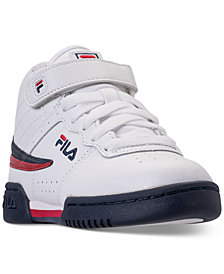 Fila Boys' F-13 Athletic Sneakers from Finish Line