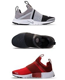 Boys' Presto Extreme Running Sneakers from Finish Line