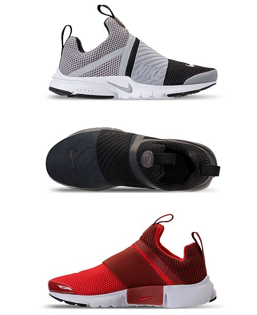 4ec1d31c18 Nike Boys' Presto Extreme Running Sneakers from Finish Line ...