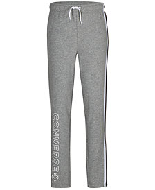 Converse Big Boys Woodmark Fleece Joggers