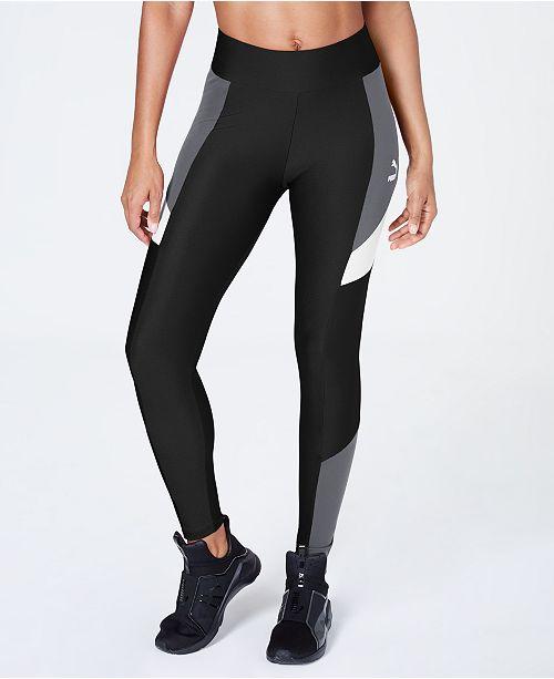 despeje disponibilidad en el reino unido tienda de descuento Puma Retro Leggings & Reviews - Pants & Leggings - Women - Macy's