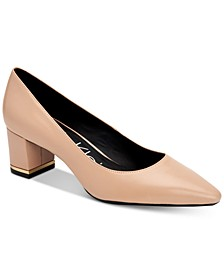 Women's Nita Block-Heel Pumps