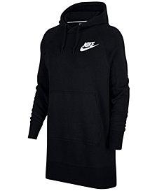 Nike Sportswear Rally Fleece Hoodie Dress