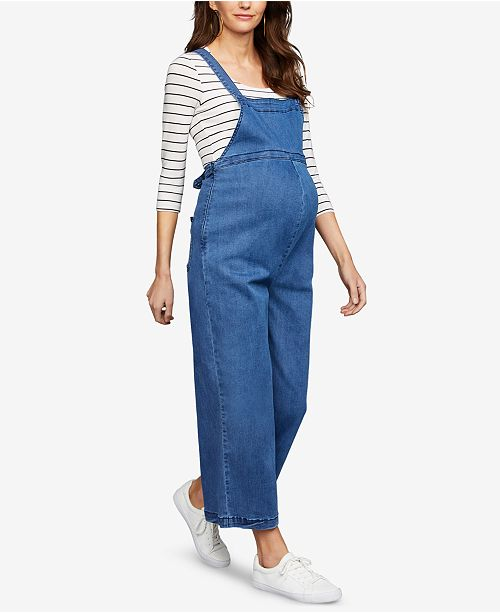 76d2086904b39 A Pea in the Pod Maternity Overalls & Reviews - Maternity - Women ...